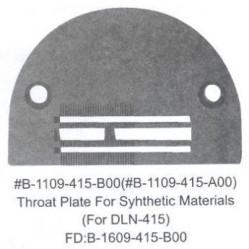 Игольная пластина B1109-415-B00 Беспосадочные