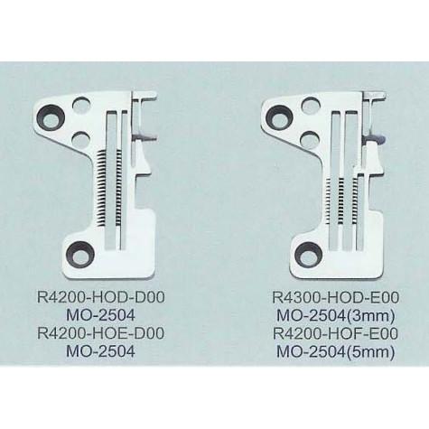 Игольная пластина R4200-H0D-E00 Juki