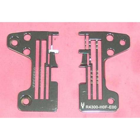 Игольная пластина R4300-H0F-E00 Juki