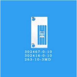 Игольная пластина 302467-0-10 Rimoldi