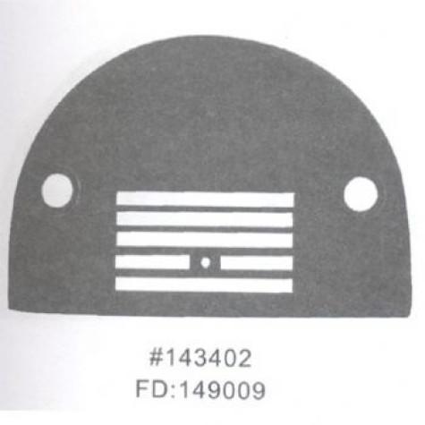 Игольная пластина 143402 Универсальная