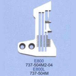 Игольная пластина E800 Siruba width=