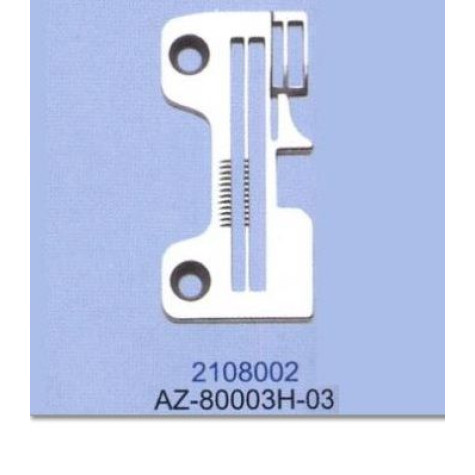 Игольная пластина 2108002 Yamato