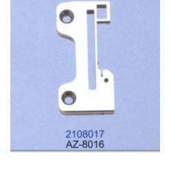 Игольная пластина 2108017 Yamato