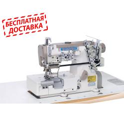 Shunfa SF562-05СB распошивальная пятиниточная машина с устройством для притачивания резинки