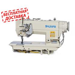 Shunfa SF8452 Промышленная двухигольная машина с автоматикой
