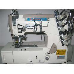 Shunfa SF562-01CB пятиниточная распошивальная машина