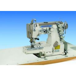 Shunfa SF662-01 пятиниточная распошивальная машина с цилиндрической платформой width=