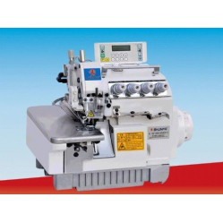 Shunfa SF958-4D\Ep  Четырехниточный промышленный оверлок с автоматикой