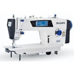 Shunfa S8-D5 прямострочная швейная машина с автоматикой и сенсорным дисплеем width=