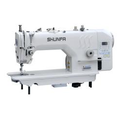 Shunfa SF9700H-D4 одноигольная прямострочная машина с автоматикой