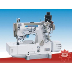 Shunfa SF562-01/TY пятиниточная плоскошовная машина с прямым приводом width=