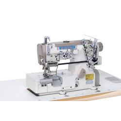 Shunfa SF562-05СB распошивальная пятиниточная машина с устройством для притачивания резинки width=