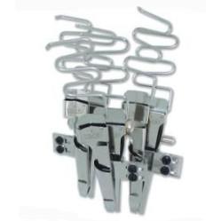 Приспособление для лампаса с тремя окантовками в два сложения UMA-24 width=