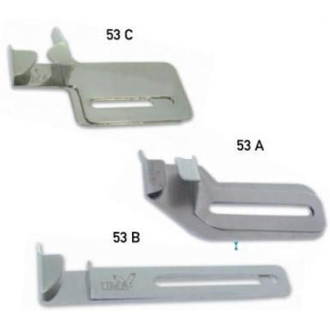 Приспособление для подгиба среза вниз в одно сложение UMA-53-B
