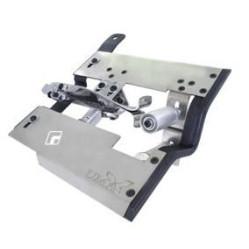 Приспособление для подгибки с закрытым срезом с втачкой поясной резинки UMA-91 width=