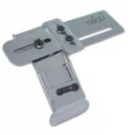 Приспособление для притачки резинки снизу по срезу на оверлоке (регулируемое) UMA-80-A