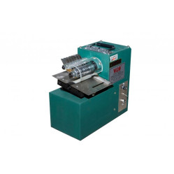 VLO V02  Машина для нарезания полос кожи до 19 см