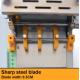 Машина для горячей и холодной резки ленты SK-988