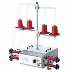 WJ-40C Промышленная перемоточная четырехшпульная машина для намотки швейных ниток  width=