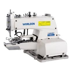 Worlden WD-373 Пуговичный полуавтомат однониточного цепного стежка