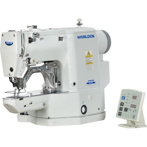 Закрепочная швейная машина челночного стежка Worlden WD-430D-02