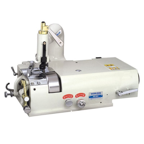 Worlden WD-801 Брусовочная промышленная машина для спуска края кожи