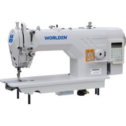 Worlden WD-9910D4 Автоматизированная швейная машина челночного стежка Worlden WD-9910D4 width=