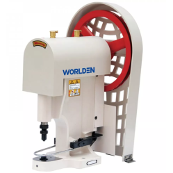 Worlden WD-818T Электро-ударный пресс для фурнитуры  width=