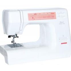 Janome Decor Excel 5018 бытовая швейная машина width=