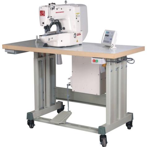 Beyoung BMS-1900A программируемая одноигольная швейная машина-автомат