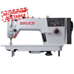BRUCE R3-4CQ-7 1-Игольная прямострочная машина челночного стежка с автоматическими функциями