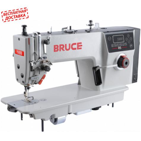 Промышленная швейная машина Bruce R5-Q с автоматическими функциями