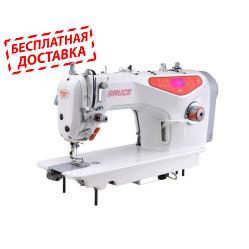 Bruce RA4 одноигольная швейная машина челночного стежка с автоматикой