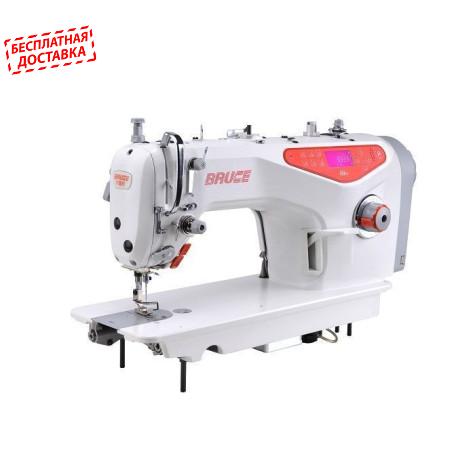 Одноигольная швейная машина челночного стежка с автоматикой Bruce RA4