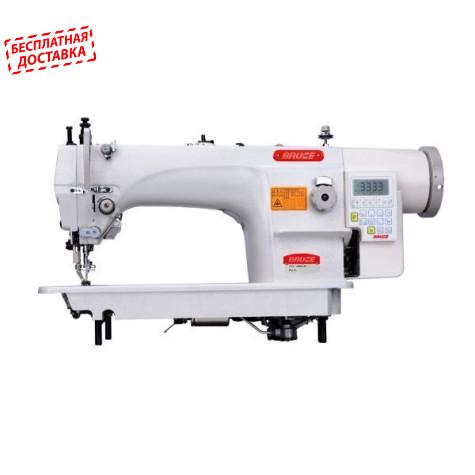 Bruce BRC-6390E-CZ-4 Одноигольная швейная машина с шагающей лапкой и автоматикой