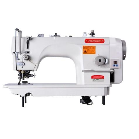 Одноигольная швейная машина с обрезкой края ткани Bruce BRC-5558W