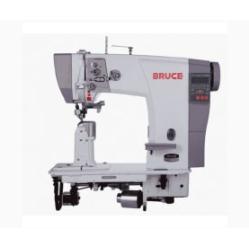 BRUCE BRC-6691 Колонковая машина с роликовым продвижением материалов width=