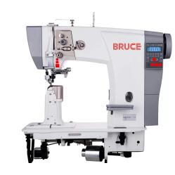 BRUCE BRC-6692 2-игольная колонковая машина з роликовым продвижением width=