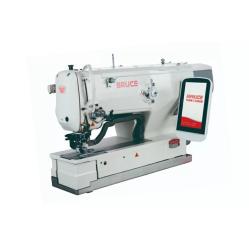 BRUCE BRC-T1790GK-2-D компьютеризированная петельная машина width=