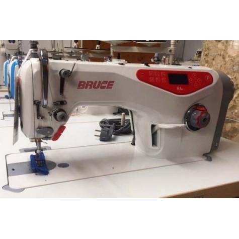 Bruce RA4S-W промышленная одноигольная швейная машина с автоматикой