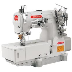 Bruce BRC-562E-01GB/UT распошивальная швейная машина с плоской платформой