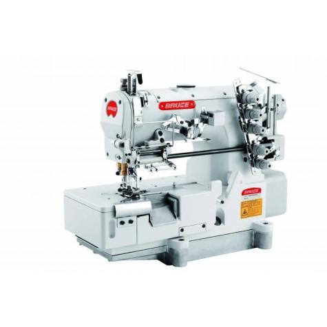 Hаспошивальная машина для вшивания эластичной тесьмы Bruce BRC-562ADII-05CB (356, 364)