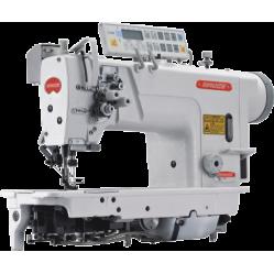 Bruce BRC-8750B-005C Промышленная двухигольная швейная машина челночного стежка
