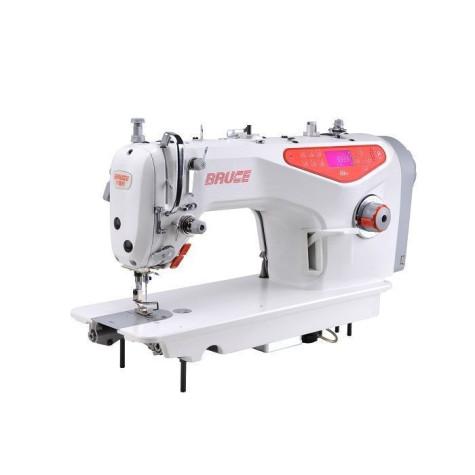 Одноигольная швейная машина челночного стежка с автоматикой Bruce RA-4
