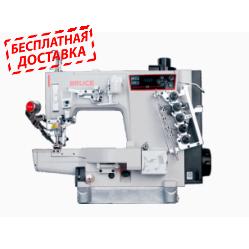 Bruce BRC V5-UT-01GBx356 Промышленная плоскошовная машина с цилиндрической платформой и автоматическими функциями