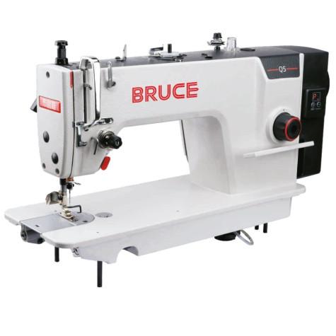Промышленная одноигольная прямострочная машина с прямым приводом Bruce BRC-Q5H-7