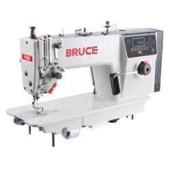 Bruce R5 Промышленная прямострочная автоматизированная швейная машина width=