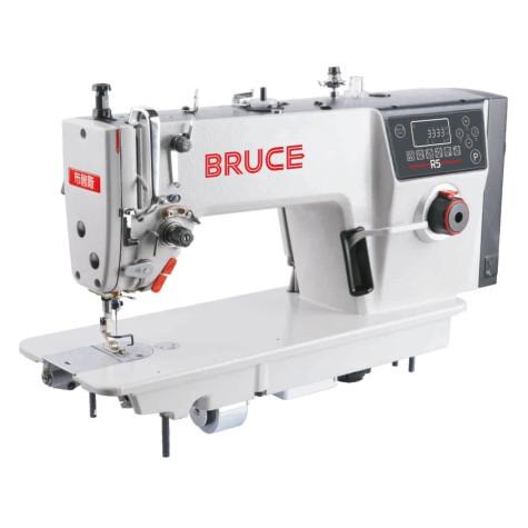 Промышленная прямострочная автоматизированная швейная машина Bruce R5