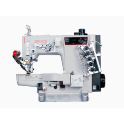 Bruce BRC V5-UT-01GBx356 Промышленная плоскошовная машина с цилиндрической платформой и автоматическими функциями width=